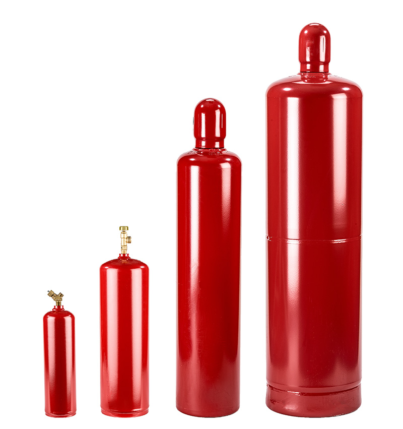 Norris Cylinder - Acetylene Cylinders